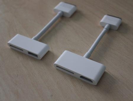 nuevo iPad adaptador HDMI 1080 vs HDMI 720p