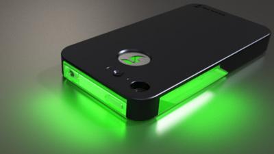 FLASHr, ilumina tu iPhone al estilo Nokia 3220
