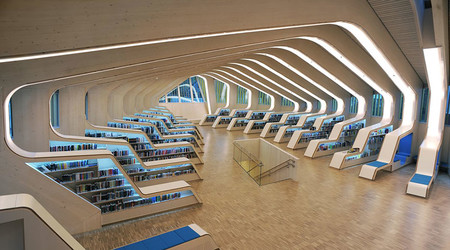 Vennesla Library Vennesla Norway