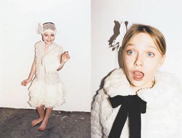 Dakota Fanning, una auténtica estrella de Hollywood