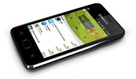 Samsung presenta el reproductor Galaxy S WiFi 3.6