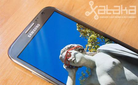 El Samsung Galaxy Note III podría optar por una pantalla OLED plástica