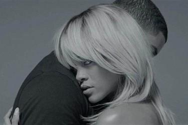 Rihanna y Drake están encantados de conocerse, pero no más