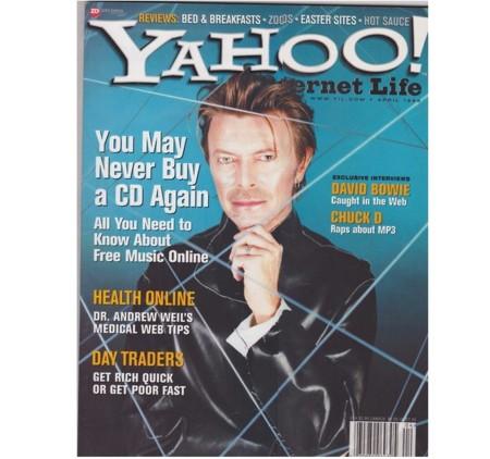 Yahoo Magazine
