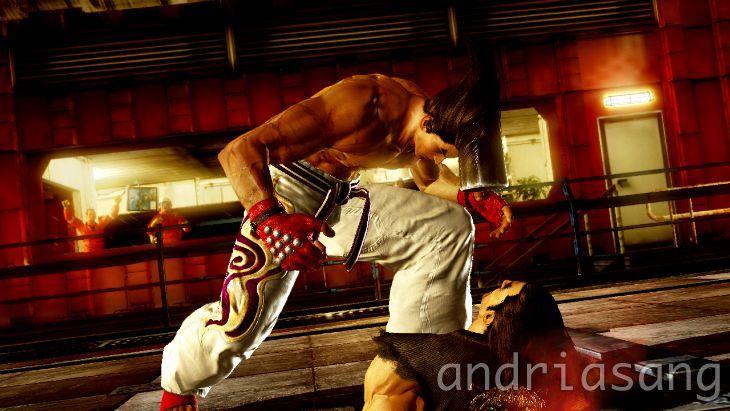 Foto de 180211 - Tekken Tag Tournament 2 (in-game) (21/39)