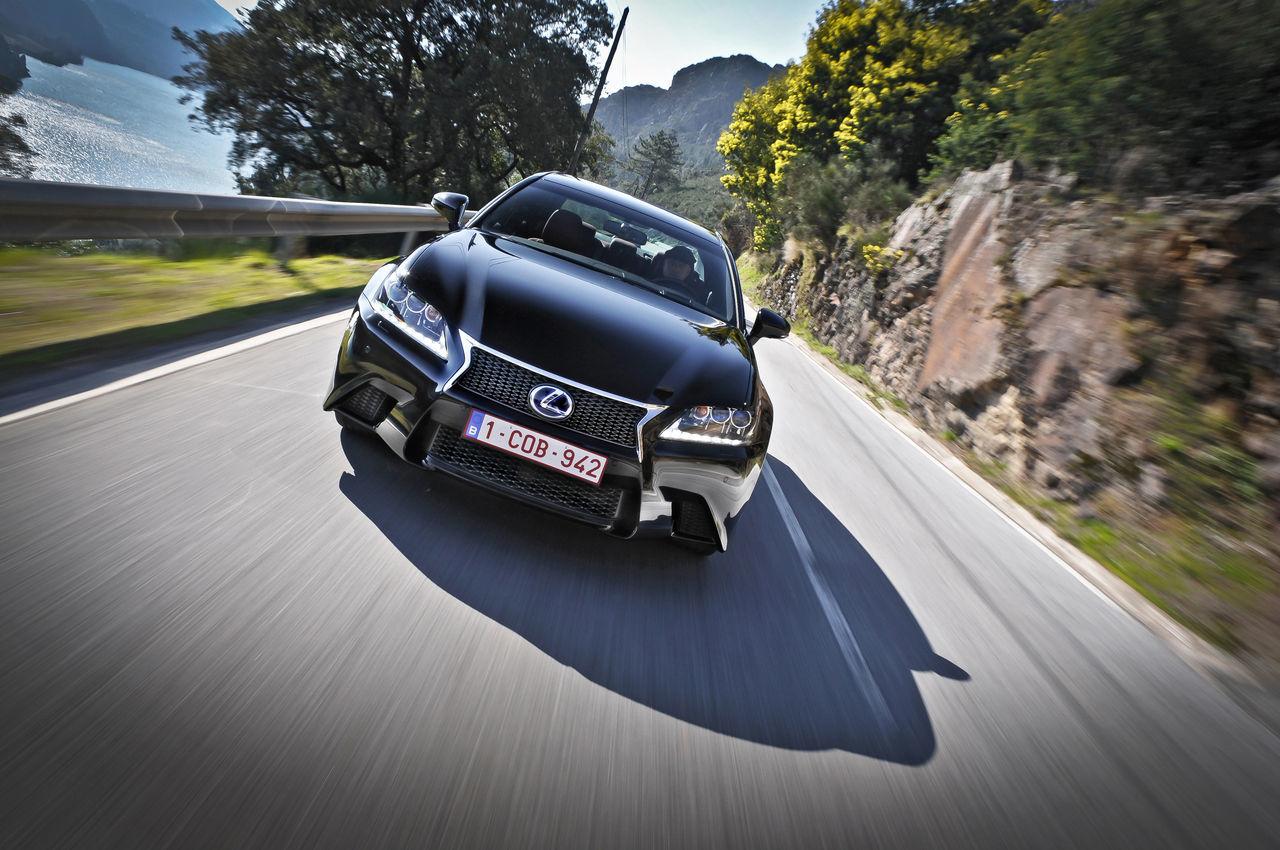 Foto de Lexus GS 450h F Sport (2012) (10/26)