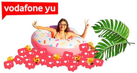 Los clientes de Vodafone Yu también tendrán los Music y Social Pass gratis durante el verano