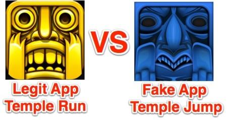 copia plagio icono app store