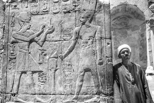 Compañeros de ruta: comer en Nueva York, historia junto al Nilo y templos fascinantes por el mundo