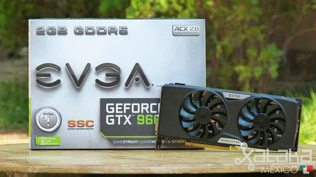 Evga Geforce Gatx960 Ssc 1