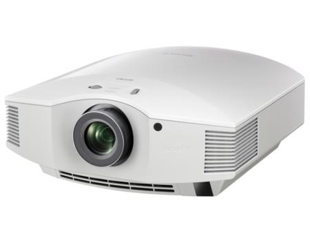 Sony WPLHW50 proyector en blanco