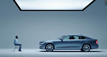 Si quieres trabajar en Volvo deberás convencer al Volvo HR90 que estás hecho para ese puesto
