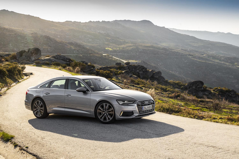 Foto de Audi A6 2018, toma de contacto (66/118)