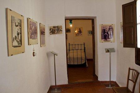 Casa Museo de Miguel Hernández, en Orihuela