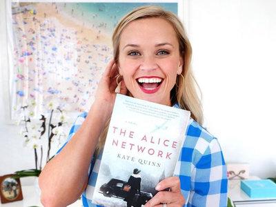 La magia de Instagram convierte a Reese Witherspoon en una influencer literaria