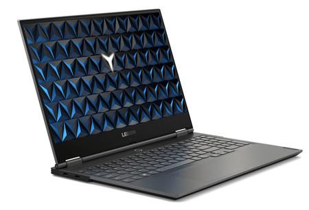 El nuevo Lenovo Legion Y740s es un portátil gaming con truco: la GPU es externa y la conectas solo si lo necesitas