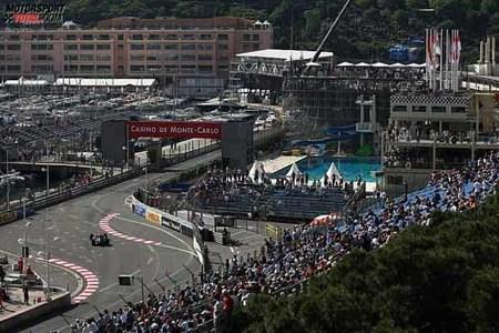 Nico Rosberg, el más rápido en Mónaco