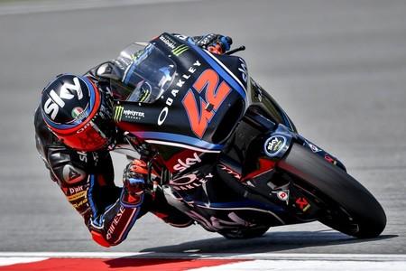 Francesco Bagnaia Motogp Valencia 2017