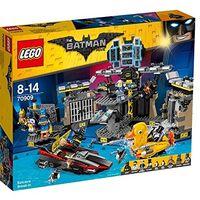 Alternate nos ofrece el set de Lego Batman: Intrusos en la batcueva por 79,90 euros