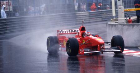 Schumacher Monaco F1