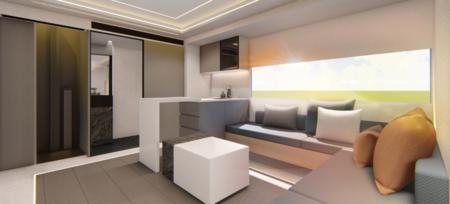 Saic Maxus Life Home V90 Villa Edition Rv Salon