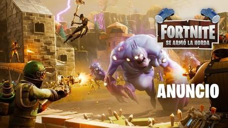 Se armó la Horda es la inminente actualización de Fortnite y estas son todas sus novedades