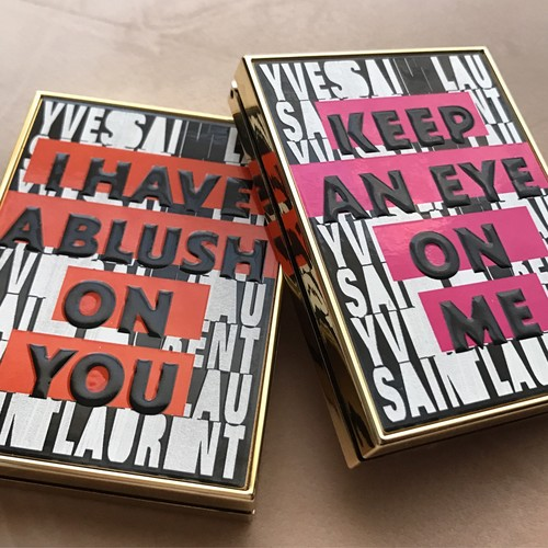 Caigo rendida a la paleta de sombras y el blush de la colección primavera-verano 2017 de YSL