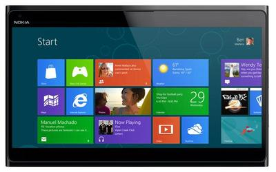 ¿Tablet Nokia para el Mobile World Congress 2013?