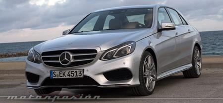 Mercedes-Benz Clase E 2013, presentación y prueba en Barcelona (parte 1)