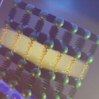 Este nuevo material tiene una conductividad térmica mucho menor que cualquiera de los materiales que conocemos