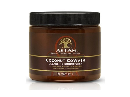 Coconut Cowash As I Am