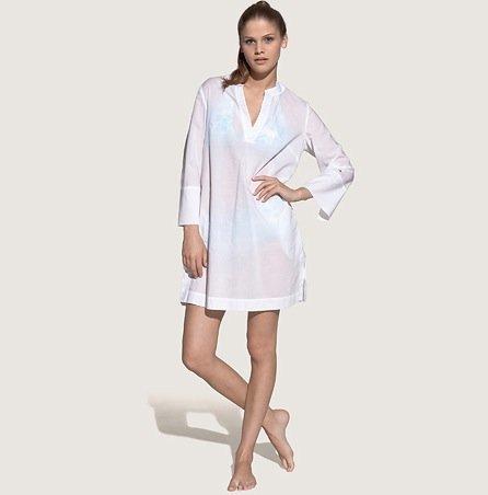 Tommy Hilfiger, colección baño Verano 2010: cómo ir a la playa guapa con tu mejor bikini. Camisola
