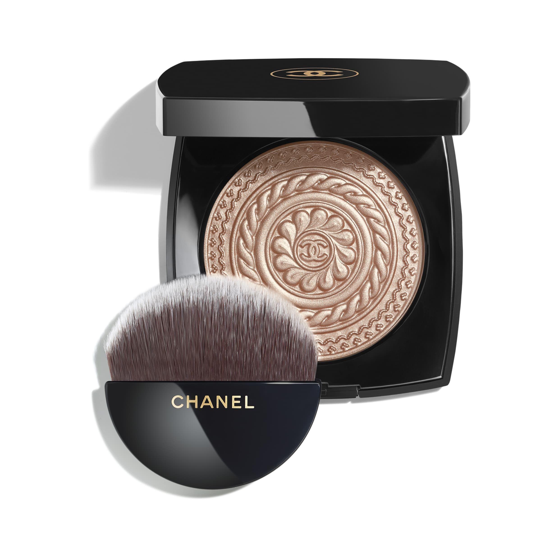 Polvos iluminadores Éclat Magnétique de Chanel