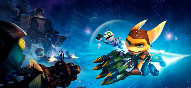 Ratchet Clank Q Force