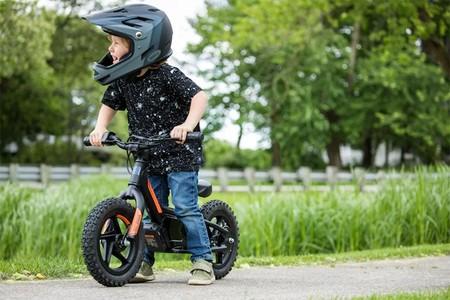 Harley-Davidson ahora quiere llegar a los más jóvenes y estrena su primera bicicleta eléctrica para niños a partir de tres años