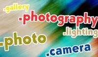 """Ya se encuentran disponibles los dominios de internet """".photography"""" y """".camera"""" entre otros dominios fotográficos"""