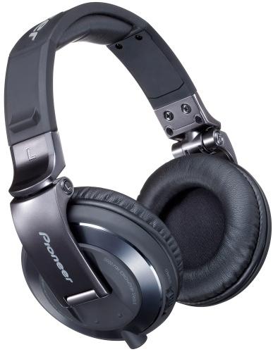 Los Pioneer HDJ-2000 se visten de negro cromado