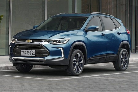 Chevrolet Trax Tracker 2021 3a