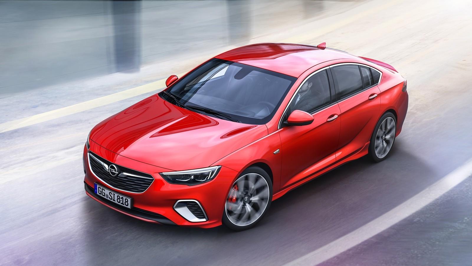 Foto de Opel Insignia GSi 2018 (6/7)