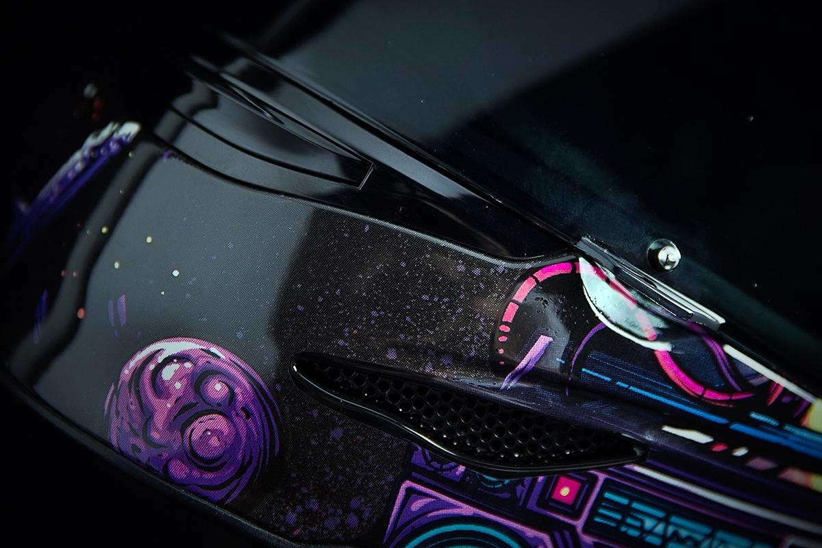 Foto de Icon Airmada Space Bass Face (8/17)