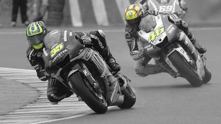 Cal Crutchlow vs Valentino Rossi, ¿quién se come la tostada de Yamaha?