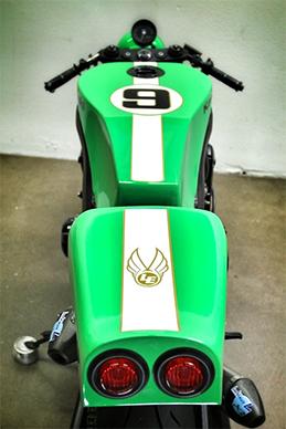 Kawasaki Z1000 Gary Nixon
