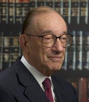 Alan Greenspan se echa flores