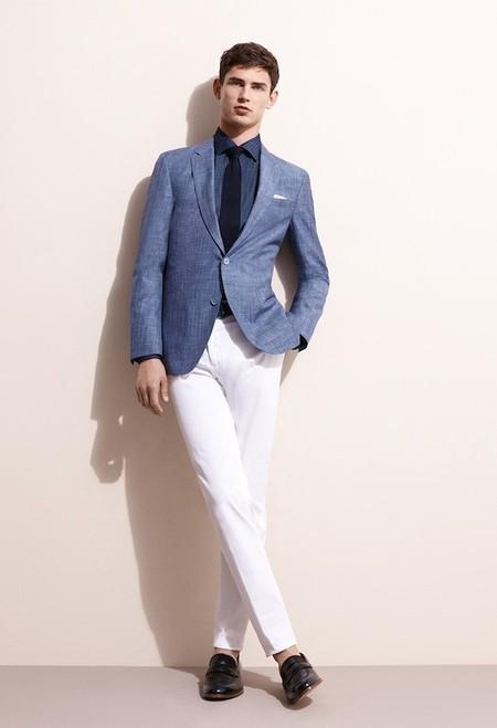 Tommy Hilfiger primavera-verano 2014: ¿sporwtear? Sí ¿elegante? Sin duda alguna