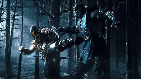 Mortal Kombat X nos da una lección de amor y nos muestra todo lo que se quieren Kitana y Reptile