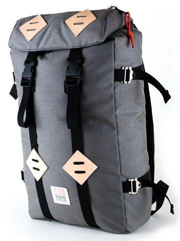 Topo Klettersack, una mochila para senderistas sencilla pero eficaz