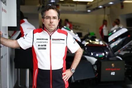 Pascal Zurlinden Porsche Wec