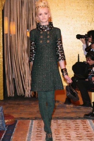 Chanel Pre-Fall 2011. Vuelo