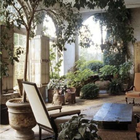 Salones y grandes plantas c mo decorar Articulos de decoracion