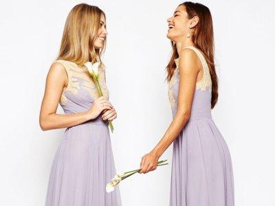 13 vestidos en color pastel para endulzar la primavera